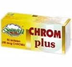 CHROM PLUS - 50 TABLETEK