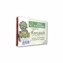KARCZOCH-ZIOLA W TABLETKACH-WSPOMAGA TRAWIENIE, POMAGA UTRZYMAC PRAWIDLOWY POZIOM CHOLESTEROLU-30TAB