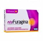 NEO FURAGINA - FURAGINUM, 50MG -30 TABLETEK